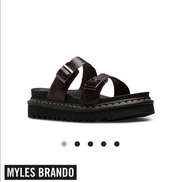 3c58417ca Dr. Martens Shoes | Dr Martens Myles Brando | Poshmark